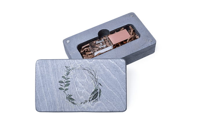 USB Signature Box London Ontario Weddings
