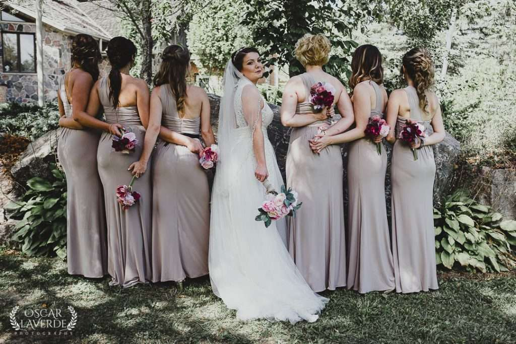 Micro wedding in London, Ontario