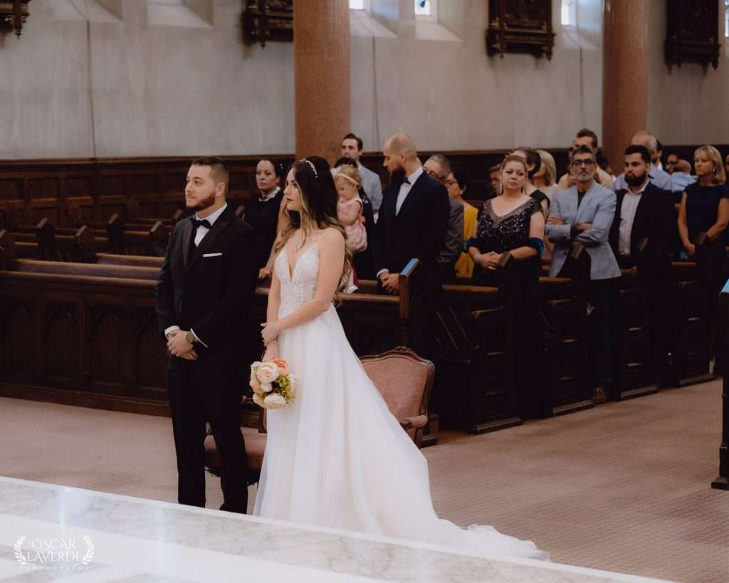 St. Peter's Cathedral Basilica Wedding