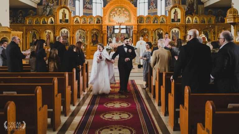 A Greek Orthodox Wedding in London, Ontario, Canada