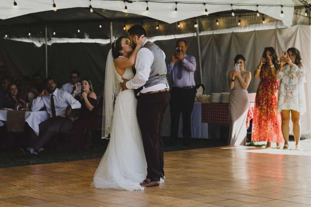 First Danca, London, Ontario, Wedding photography