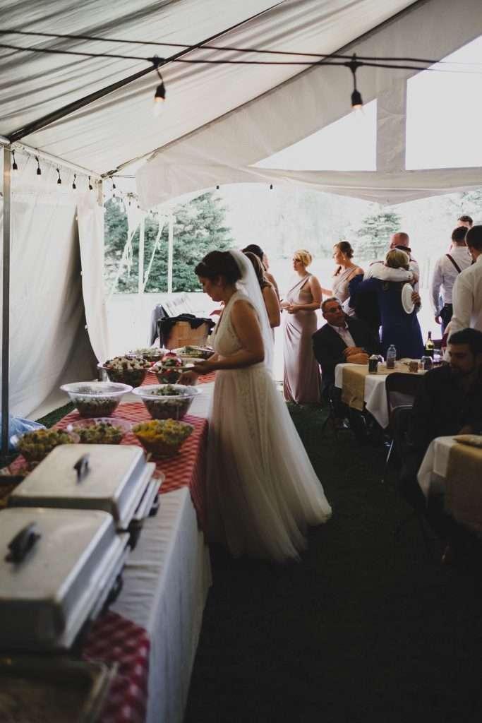 Wedding Dinner in London, Ontario