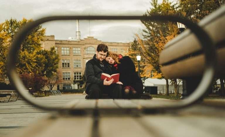 Meagan + Richard Engagement Photo Session - Oscar LaVerde Photography - London, ON