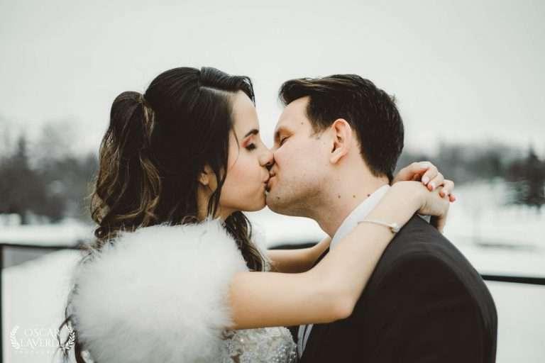Gabriela & Alex Micro Wedding in London, ON