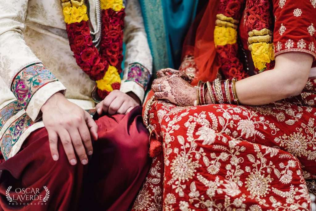Indian Wedding in London, Ontario by Oscar LaVerde Photography