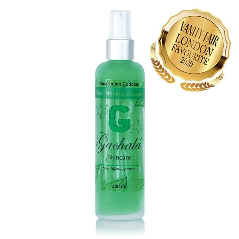 Facial Foaming Cleanser