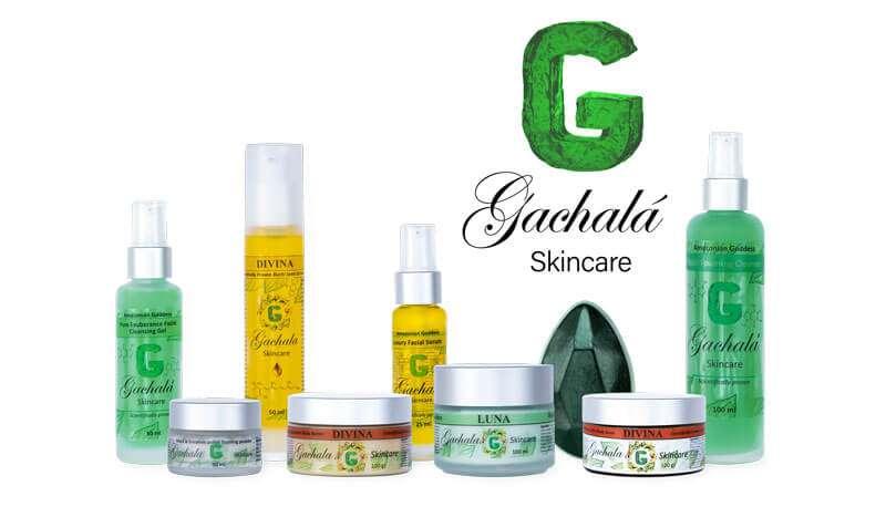 Gachala Skincare Products